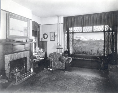 Bemis Hall Dean of Women�s Apartment Early 1900�s
