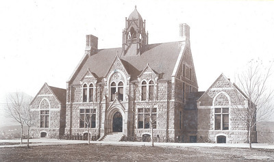 Cutler Hall Early 1900�s