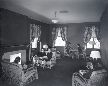 Lennox House Parlor Circa 1930s