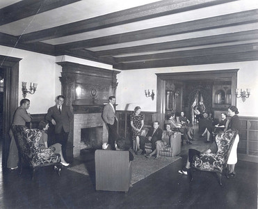 Lennox interior in the late 1930s