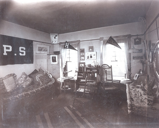 Montgomery Hall Student Room 1904