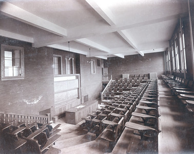 Palmer Hall Amphitheater Lecture Hall circa 1906